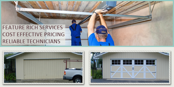 Garage Doors Repair Rowlett TX